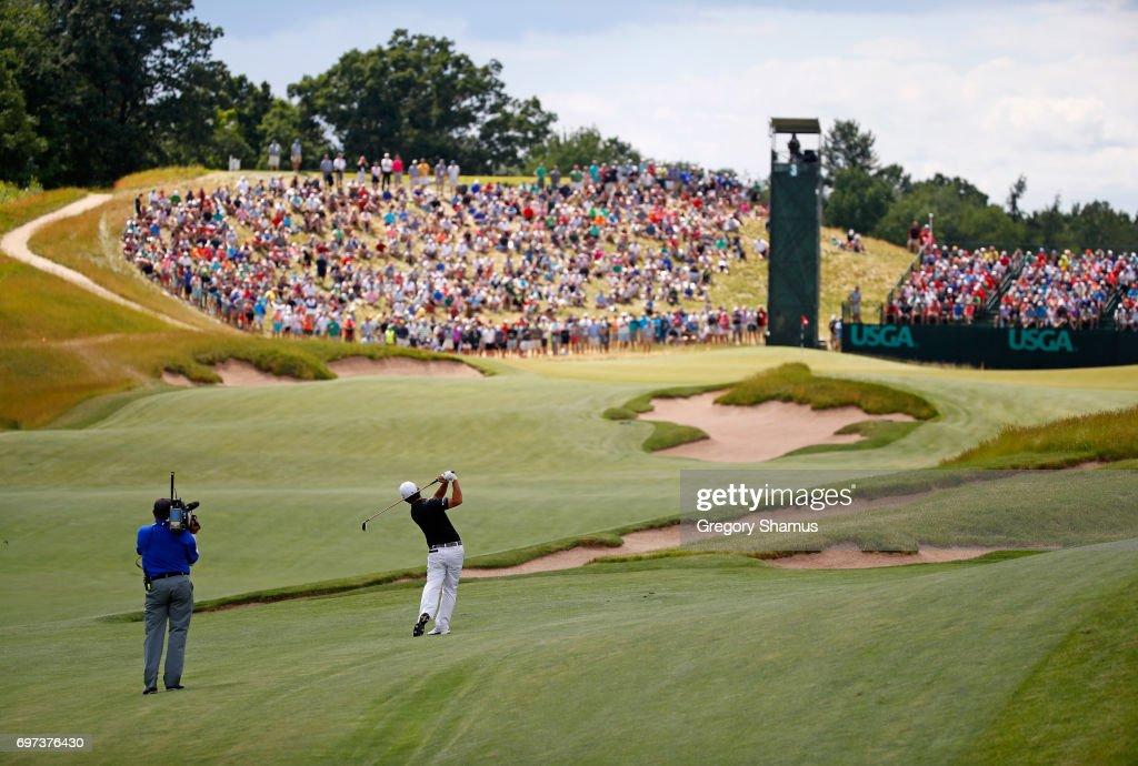 U.S. Open - Final Round : News Photo
