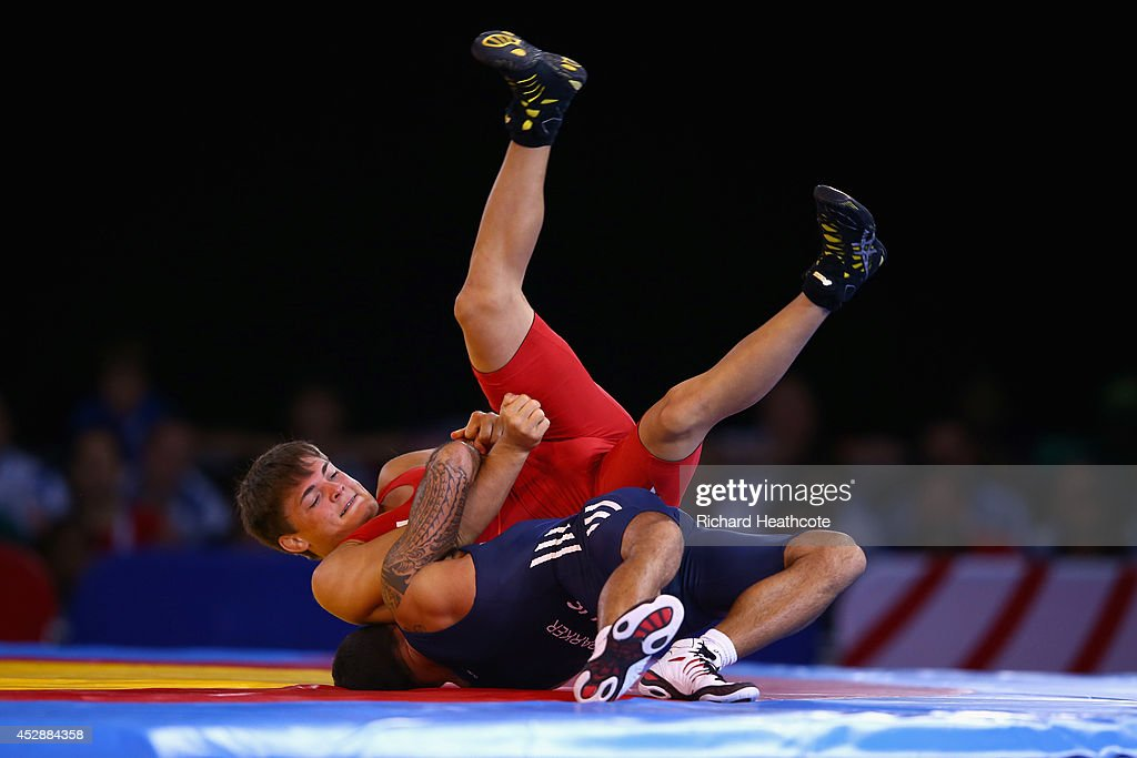 20th Commonwealth Games - Day 6: Wrestling