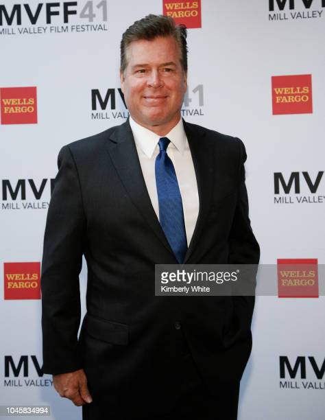 Brian Hayes Currie attends the 41st Mill Valley Film Festival Opening Night Gala Premieres Of Green Book And A Private War at The Outdoor Art Club on...