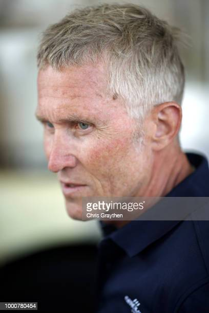 Brian Holm of Denmark Sports Director and Team QuickStep Floors /during the 105th Tour de France 2018 / Stage 10 a 1585km stage from Annecy to Le...