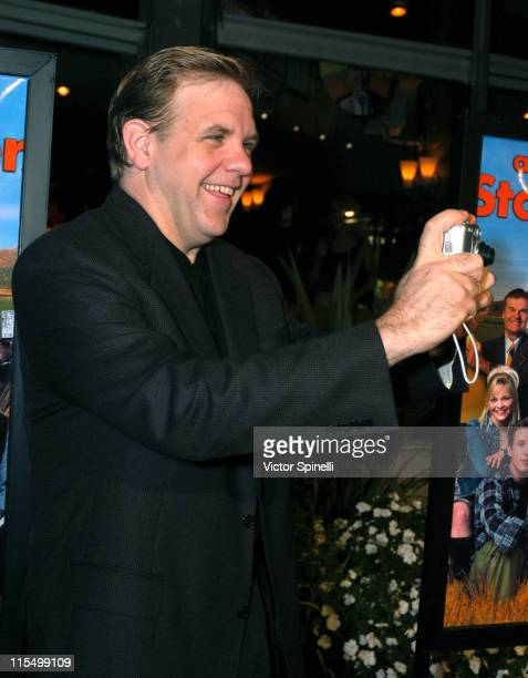 Brian Howe during A Minute with Stan Hooper Premiere Party at Norm's Diner in Los Angeles United States