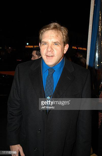 Brian Howe during Dreamworks Premiere of Catch Me If You Can at Mann Village Theater in Westwood California United States