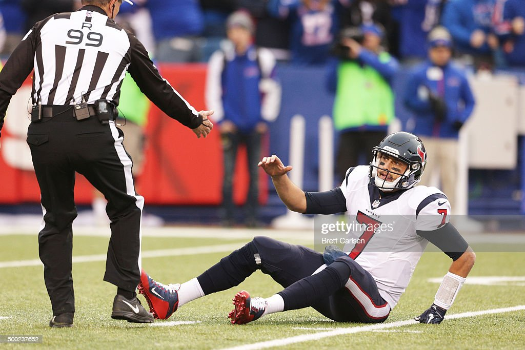 Houston Texans v Buffalo Bills : News Photo
