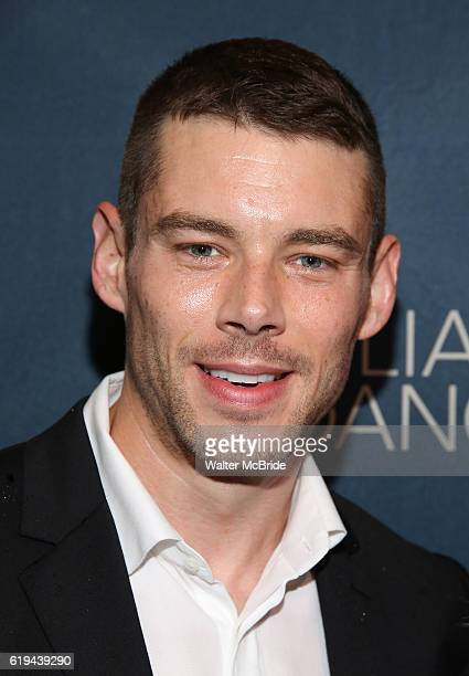 Brian J Smith attend the Broadway Opening Night Performance of 'Les Liaisons Dangereuses' at The Booth Theatre on October 30 2016 in New York City