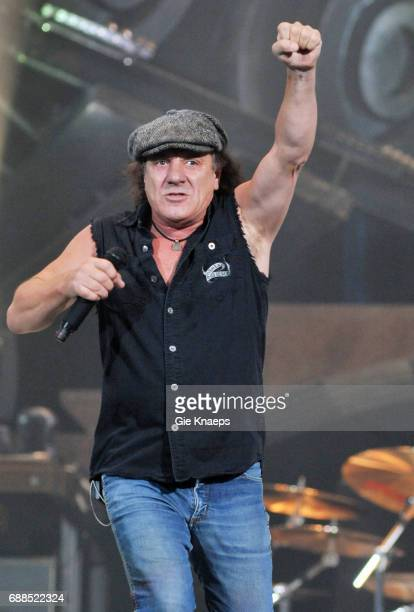 AC/DC Brian Johnson ACDC Amsterdam ArenA Amsterdam Holland