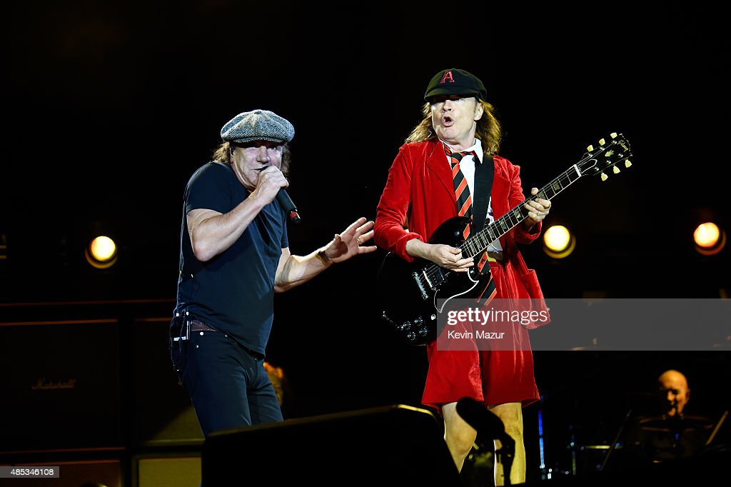 """AC/DC """"Rock or Bust"""" World Tour - New Jersey : ニュース写真"""