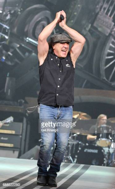 AC/DC Brian Johnson Phil Rudd ACDC Amsterdam ArenA Amsterdam Holland
