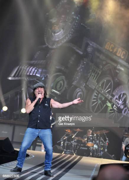 AC/DC Brian Johnson Phil Rudd ACDC Amsterdam ArenA Amsterdam Holland