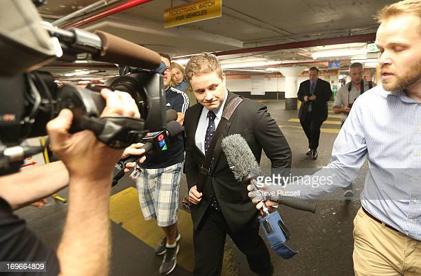 Brian Johnston become the latest casualty of the Mayor Rob Ford scandal at City Hall in Toronto Johnston said he was leaving on his own accordMayor...