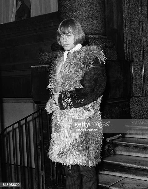 Brian Jones guitarist with the Rolling Stones leaves for the high court to appeal against a ninemonth jail sentence for drug use