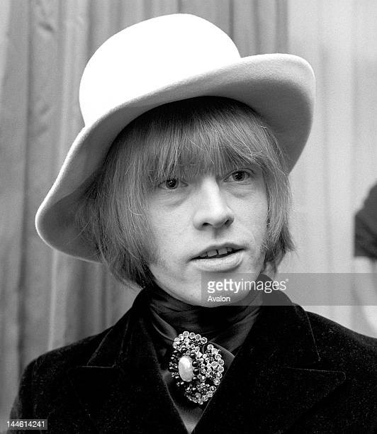 Brian Jones of The Rolling Stones in January 1967