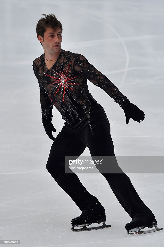 Japan Open 2015 Figure Skating : News Photo