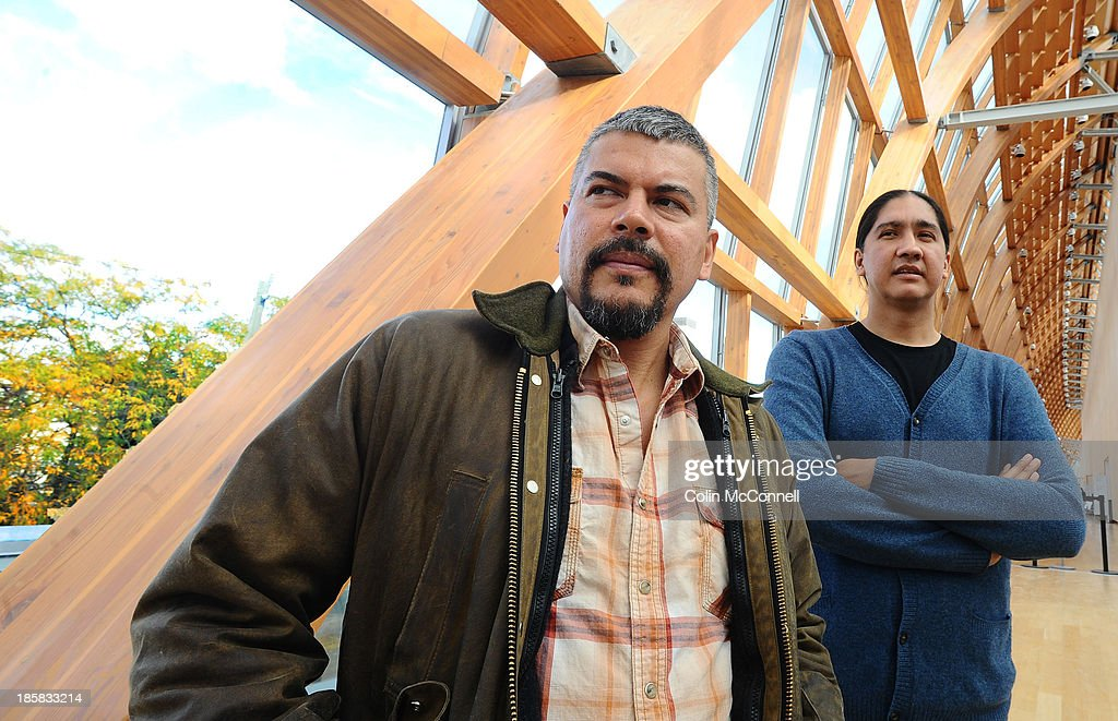 First Nations Artists : News Photo