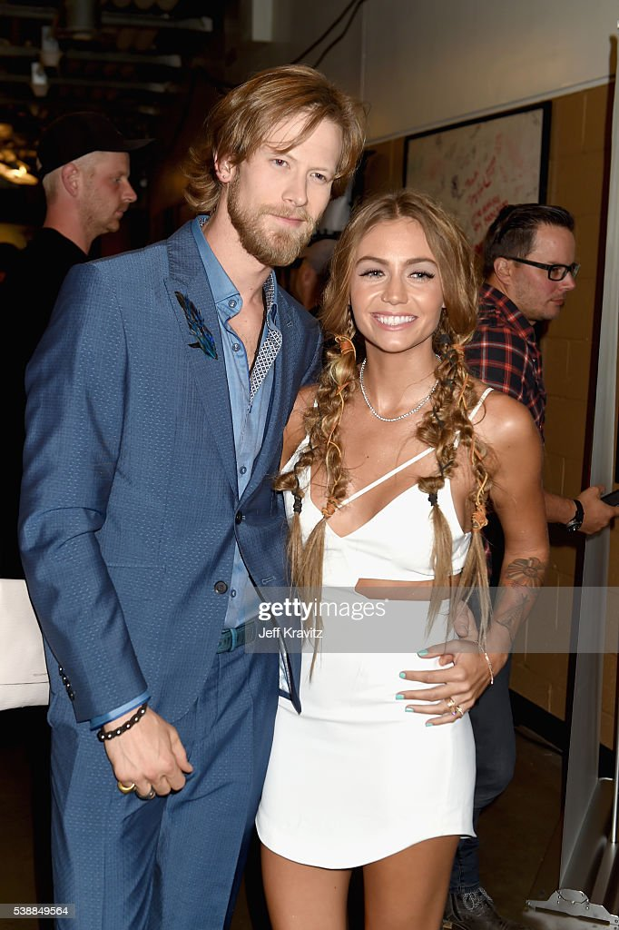 2016 CMT Music Awards - Backstage & Audience : News Photo
