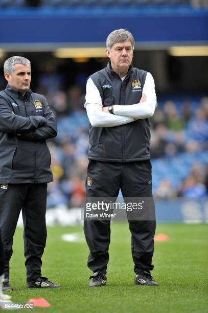 Brian KIDD Chelsea / Manchester City 28e journee Premier league Photo Dave Winter / Icon Sport