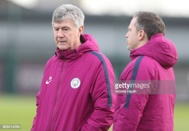 Brian Kidd at Manchester City Football Academy on February 17 2018 in Manchester England