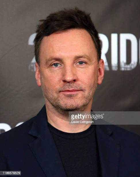 """Brian Kirk attends a photocall for STX Entertainment's """"21 Bridges"""" at Four Seasons Hotel Los Angeles at Beverly Hills on November 09, 2019 in Los..."""