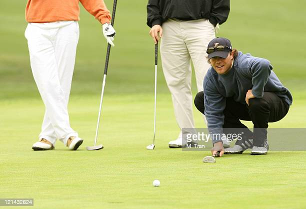 Brian Krause during Boys Girls Club of Venice Charity Golf Invitational at Calabasas Country Club in Calabasas California United States