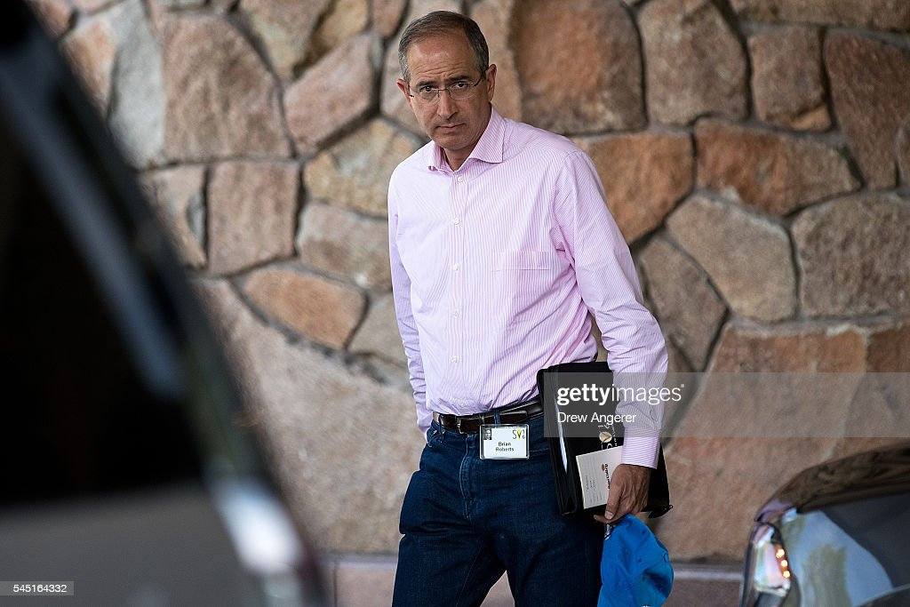 Annual Allen And Co. Investors Meeting Draws CEO's And Business Leaders To Sun Valley, Idaho : News Photo