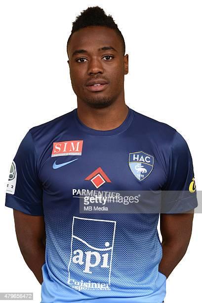 Brian LANDINI Portrait Officiel Le Havre Emmanuel Lelaidier / HAC / Icon Sport/MB Media
