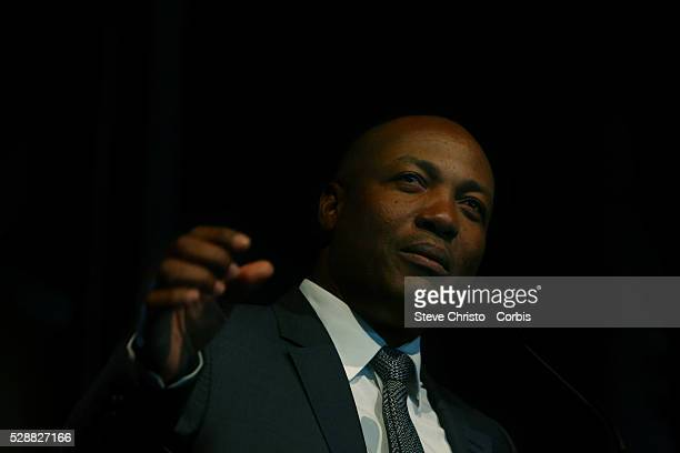 Brian Lara holds the record for the highest individual score in a Test innings after scoring 400 not out against England at Antigua in 2004 He is the...