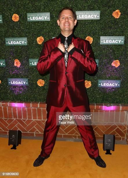 Brian Lee at Debbie Reynolds Legacy Studios Grand Opening at Debbie Reynolds Legacy Studios on February 10 2018 in North Hollywood California