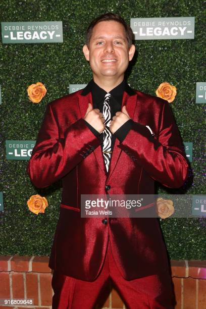 Brian Lee at Debbie Reynolds Legacy Studios Grand Opening at Debbie Reynolds Legacy Studios on February 10 2018 in North Hollywood California