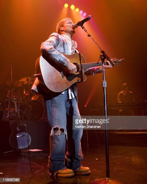Brian Littrell during Brian Littrell in Concert at Studio Coast in Tokyo February 26 2006 at Studio Coast in Tokyo Japan