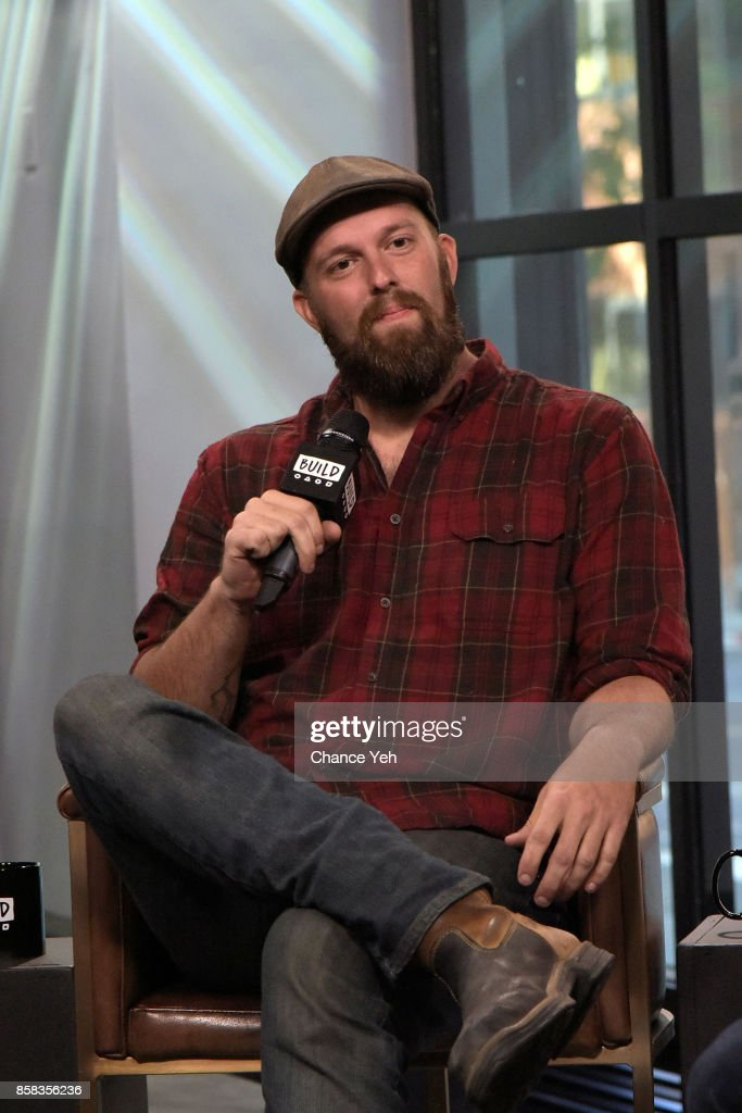 Brian Louden attends Build series to discuss 'MythBusters' at Build Studio on October 6, 2017 in New York City.
