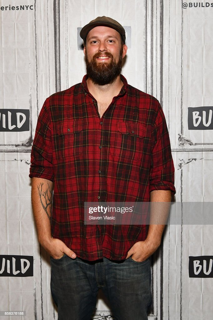 Brian Louden visits Build to discuss 'MythBusters' at Build Studio on October 6, 2017 in New York City.