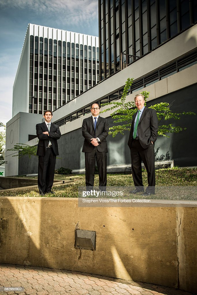 broad run investment management Brian Macauley, Ira Rothberg and David Rainey Pictures | Getty Images