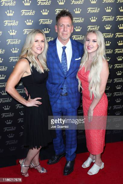 Brian Mariotti and guests attend the Funko Hollywood VIP Preview Event at Funko Hollywood on November 07 2019 in Hollywood California