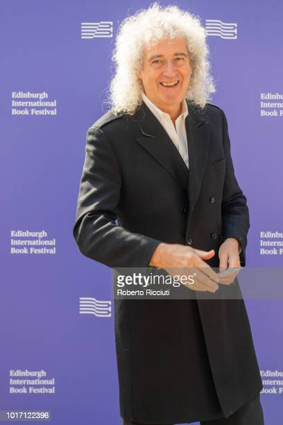 Brian May at Edinburgh International Book Festival to launch new book George Washington Wilson, published together with Professor Roger Taylor by The...