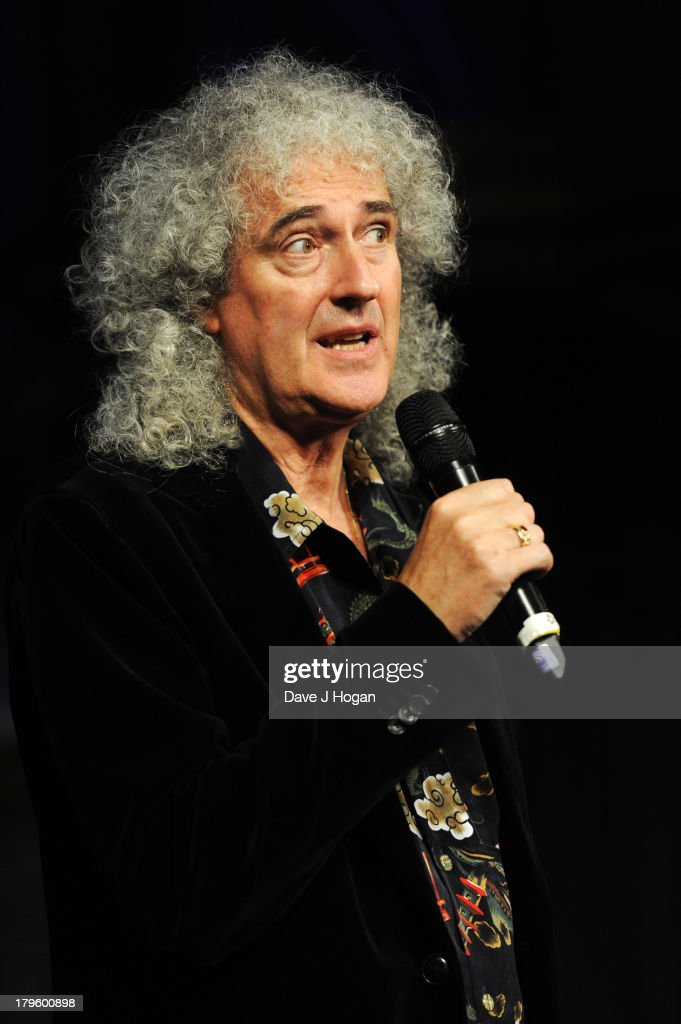 Queen AIDS Benefit In Support Of The Mercury Phoenix Trust - Inside : News Photo
