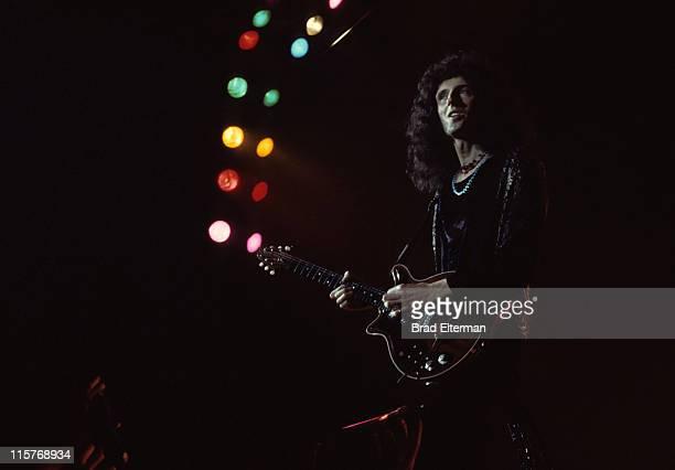 Brian May of Queen in concert in Las Vegas Nevada **EXCLUSIVE**