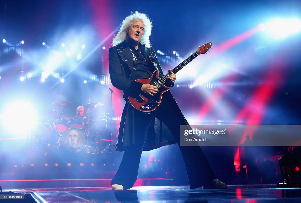 Queen + Adam Lambert - Sydney : News Photo