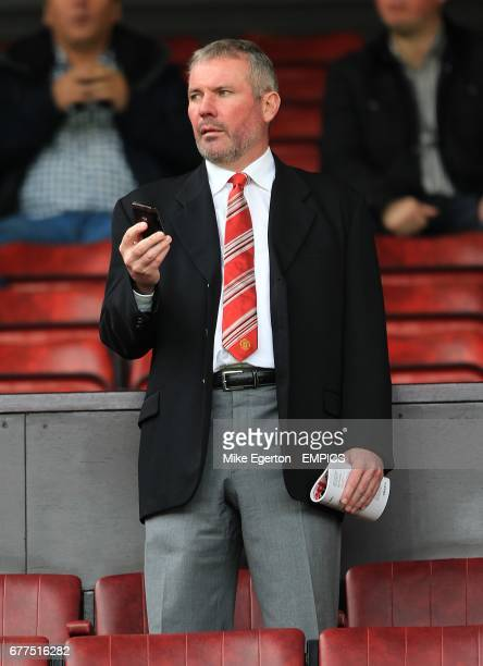 Brian McClair Manchester United Academy Director