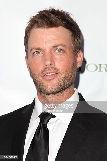 Brian McFayden attends the 4th annual Face Forward LA Gala at Fairmont Miramar Hotel on September 28 2013 in Santa Monica California