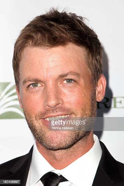 Brian McFayden attends the 4th annual Face Forward LA Gala at Fairmont Miramar Hotel on September 28, 2013 in Santa Monica, California.