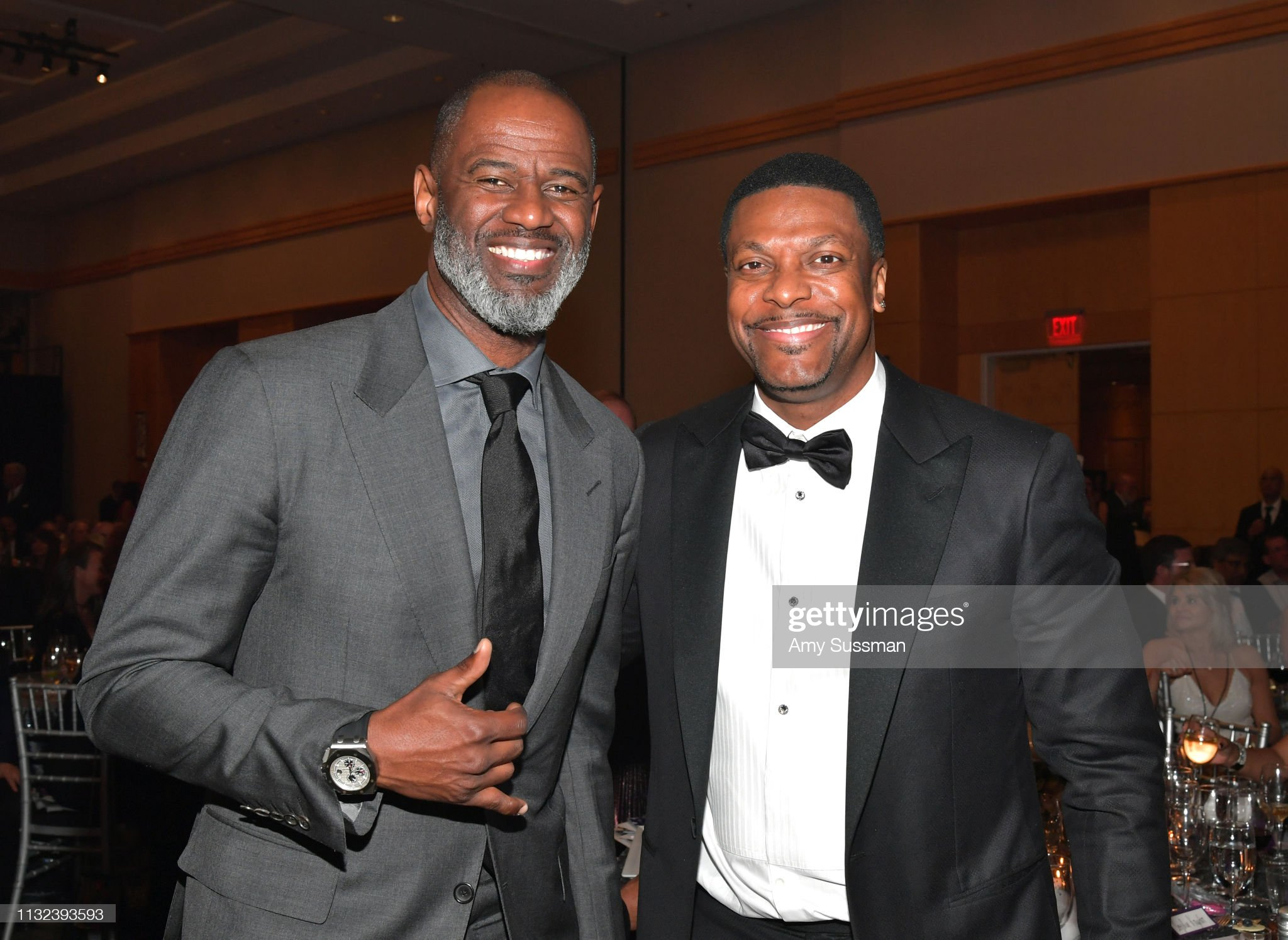 ¿Cuánto mide Brian McKnight? - Real height Brian-mcknight-and-chris-tucker-attend-celebrity-fight-night-xxv-on-picture-id1132393593?s=2048x2048