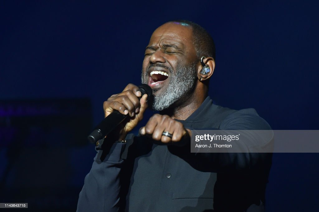 MI: Brian McKnight In Concert - Detroit, MI
