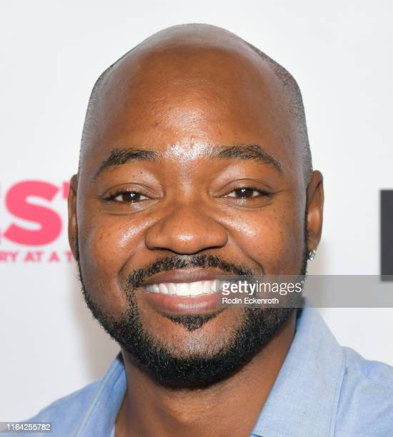 Brian Michael Smith attends the Outfest Los Angeles LGBTQ Film Festival screening of Changing the Game centerpiece documentary at TCL Chinese 6...