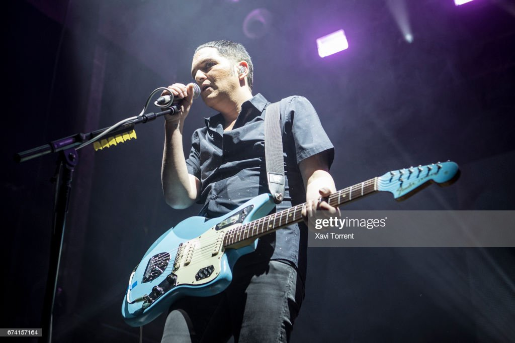 Fabuleux Placebo Perform in Concert in Barcelona Photos and Images | Getty  BX11