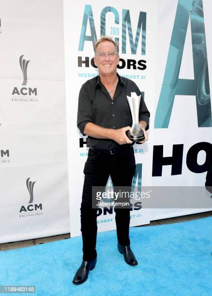 Brian O'Connell attends the 13th Annual ACM Honors at Ryman Auditorium on August 21 2019 in Nashville Tennessee