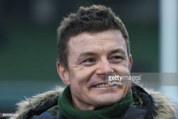 Brian O'Driscoll a former professional Rugby Union player and captained and played for Leinster Ireland and The Lions over a period of fifteen years...