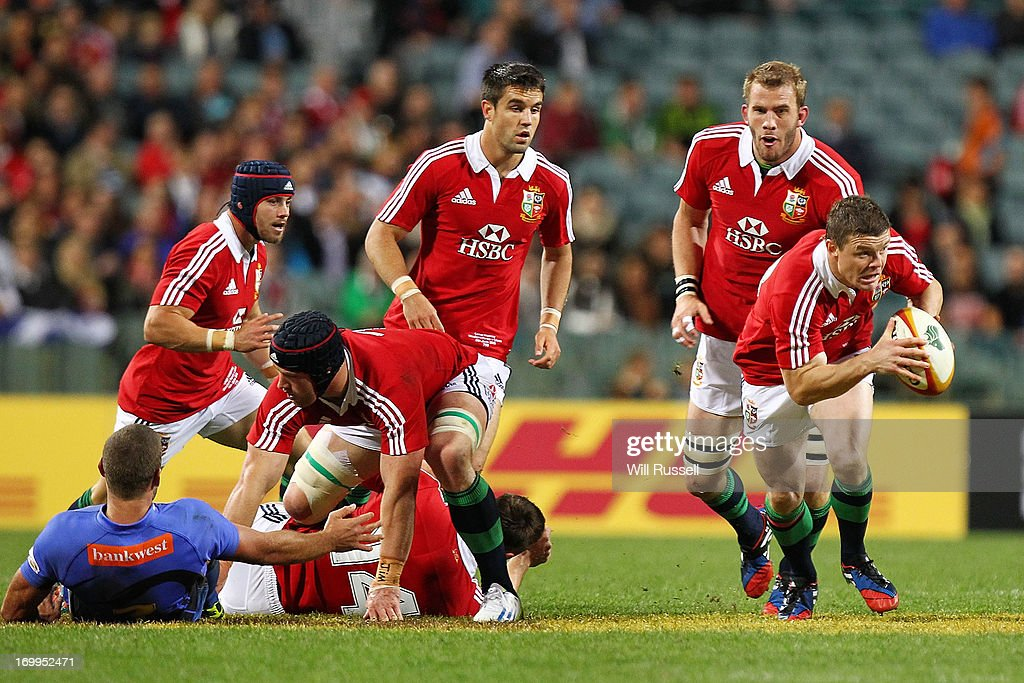 Western Force v British & Irish Lions