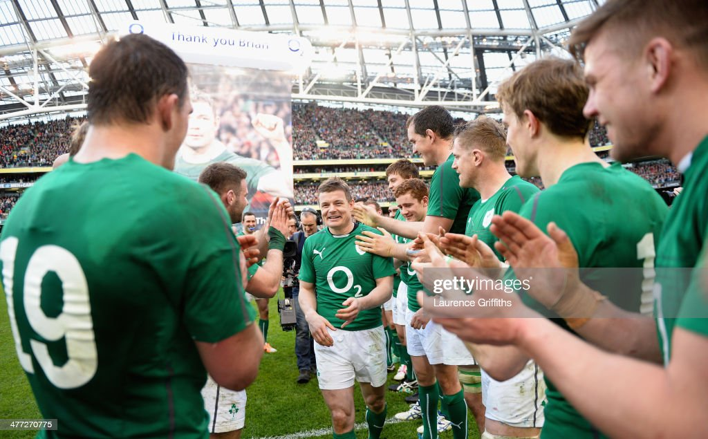 Ireland v Italy - RBS Six Nations