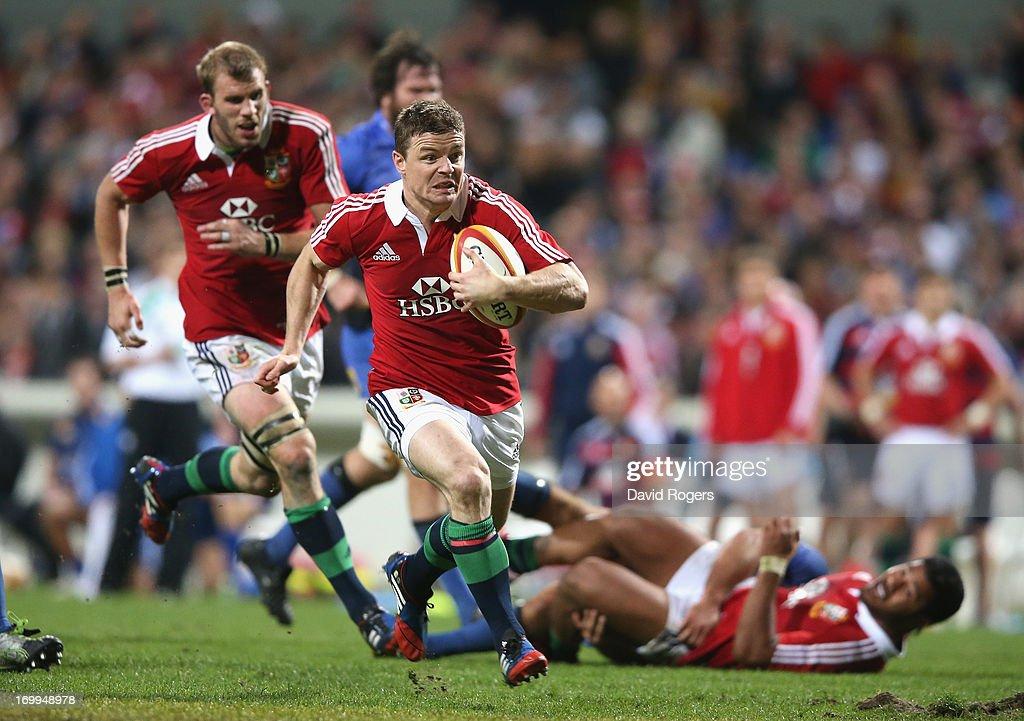 Western Force v British & Irish Lions : News Photo