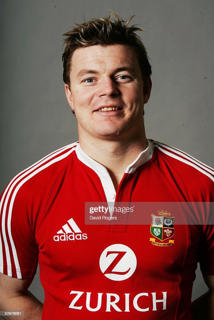 2005 British and Irish Lions Tour Portraits