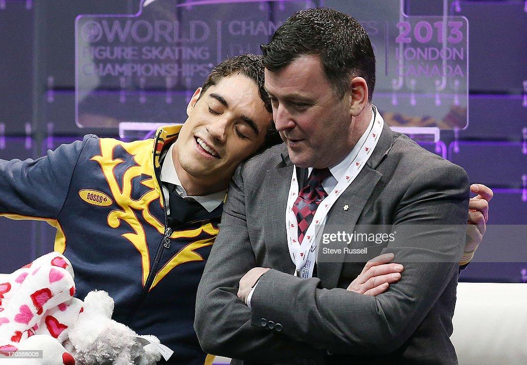 2013 ISU World Figure Skating Championships : ニュース写真